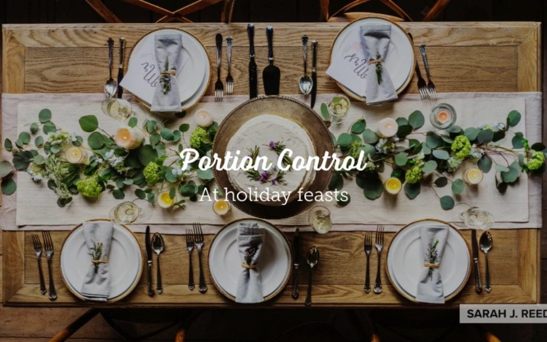 A Handy Guide to Portion Control