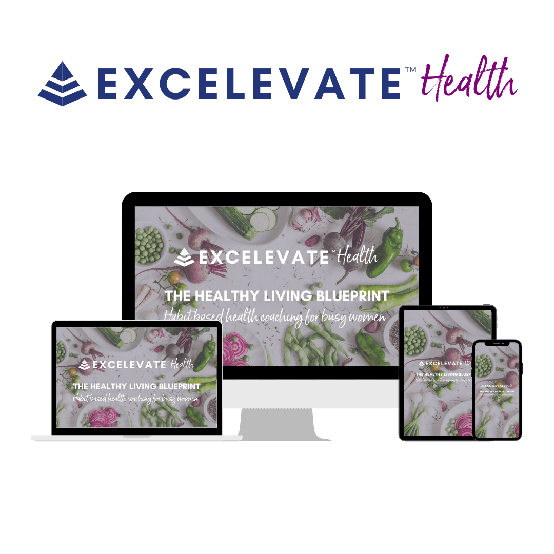 EXCELEVATE Health Screen Mock Ups SQ