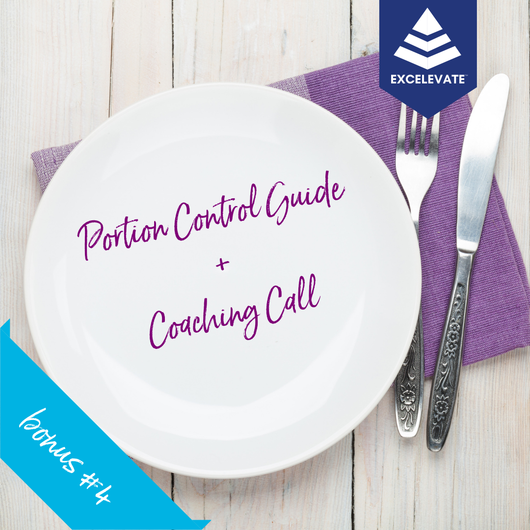 portion control guide plate