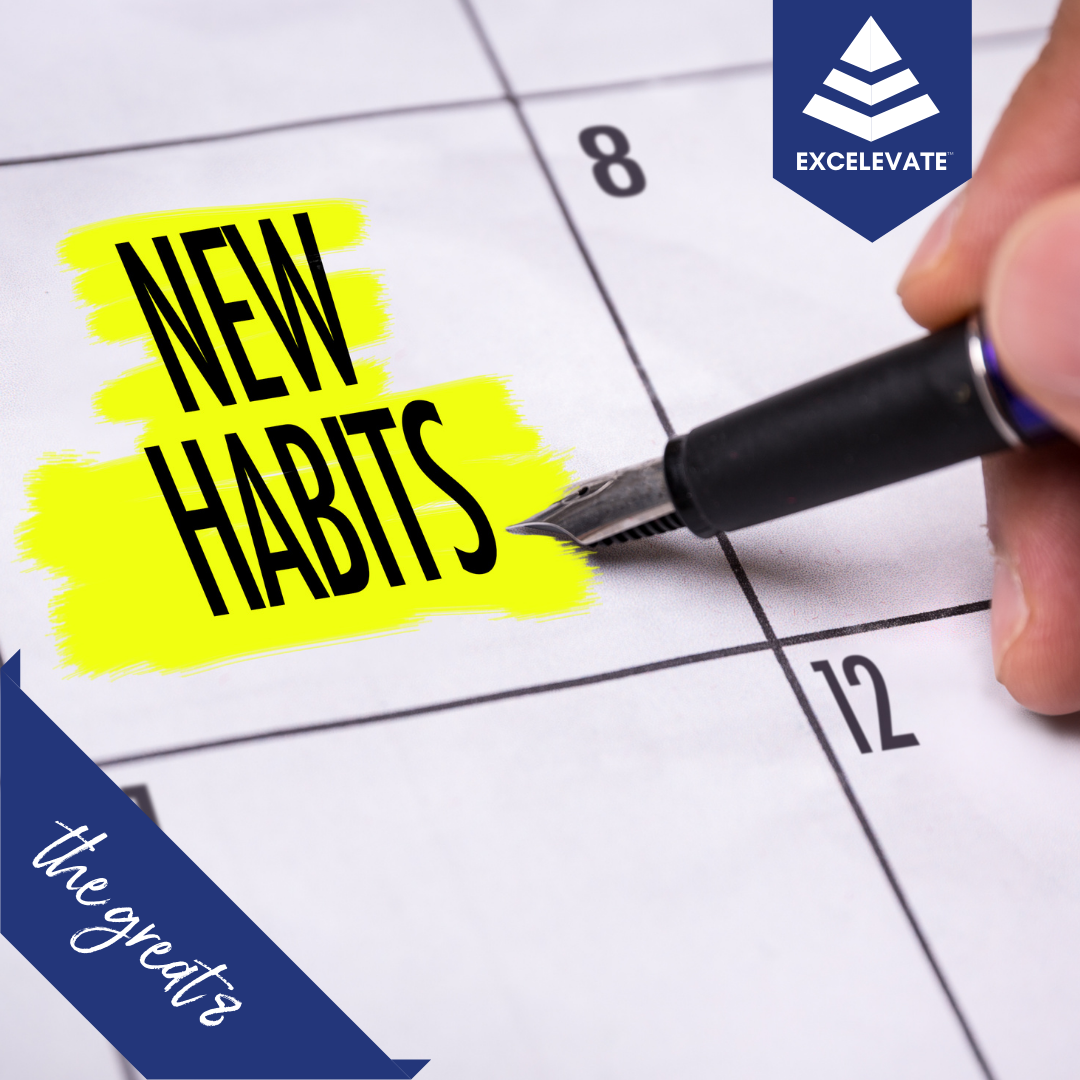 the great 8 habits
