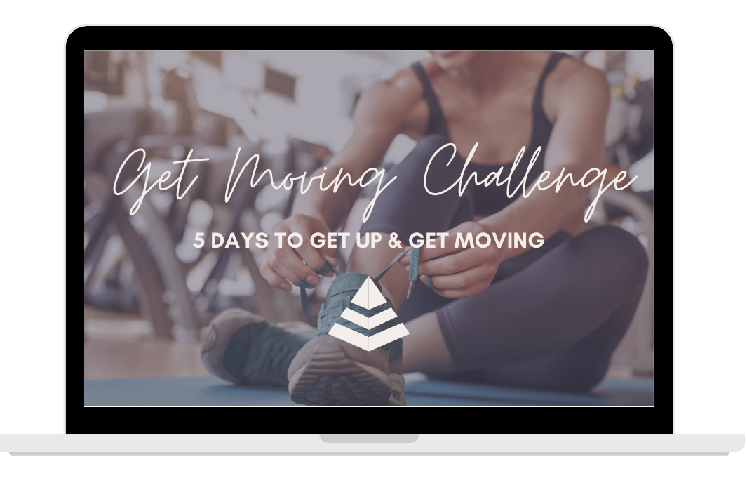 FREE 5 Day Get Moving Challenge
